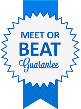 Meat or Beat Rate Guarantee