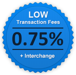 Low Processing Fees